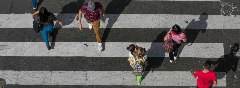El Poblado será un barrio para caminar