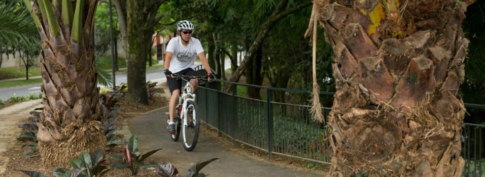 20 kilómetros más de ciclorrutas en Envigado