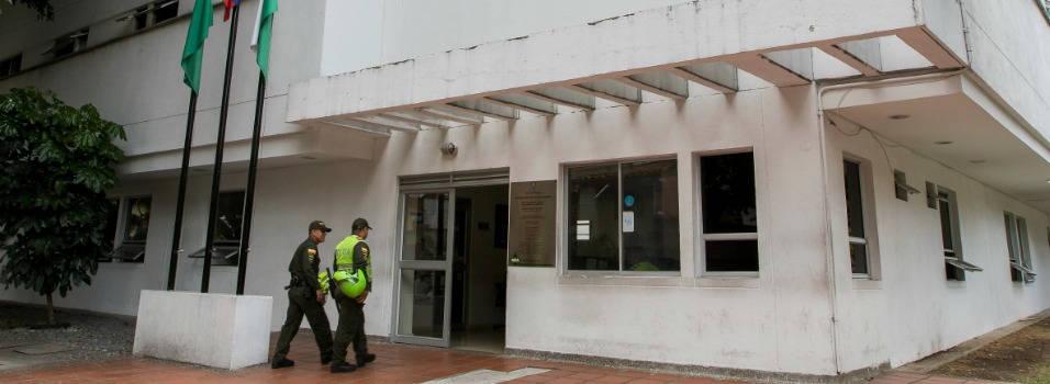 En la Policía de Laureles no hay cama para tanta gente