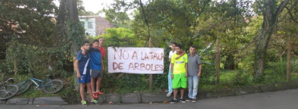 Continúa medida de protección sobre lote en Los González