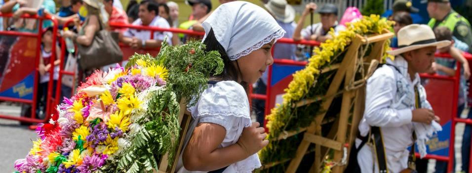 Prográmese en la Feria de las Flores