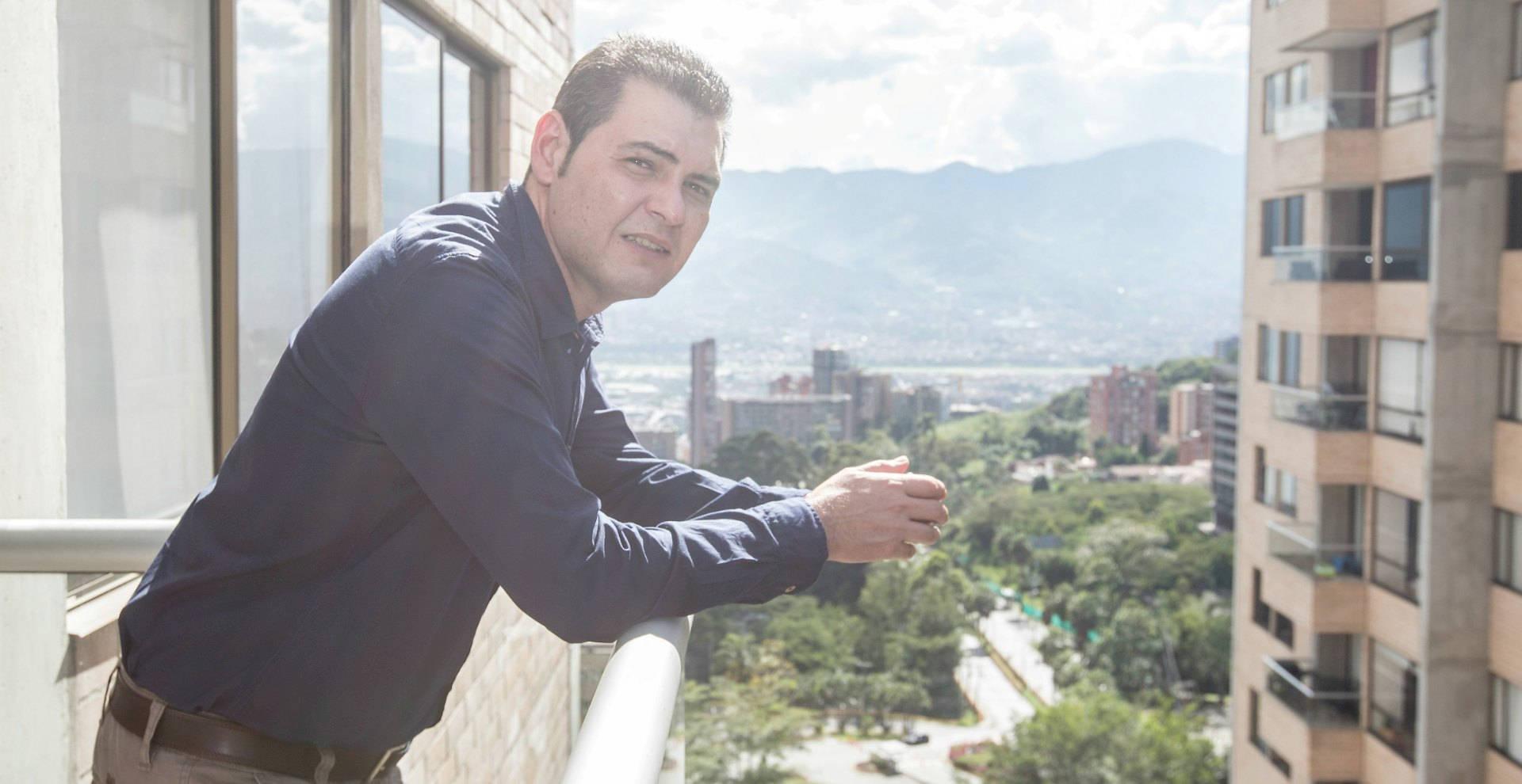 Gustavo Blanco, ingeniero civil