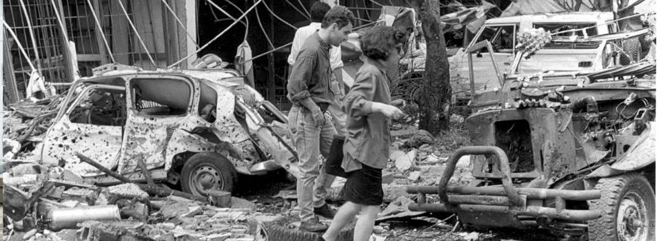 Las heridas abiertas que dejó Escobar en El Poblado