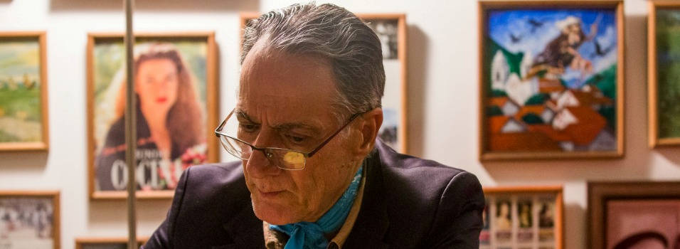 Aníbal Vallejo, director de la Sociedad Protectora de Animales. Foto: Julio César Herrera.