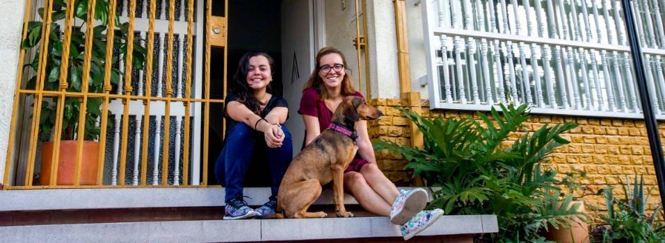 Casa Articulada, hostal en el barrio Belén de Medellín