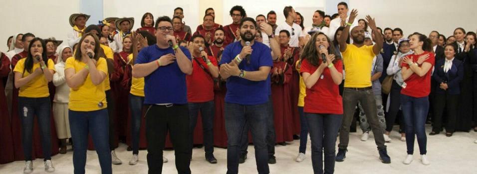 Apréndase el himno de la visita del papa a Colombia