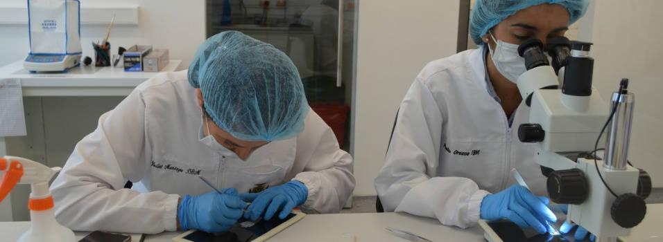 UPB está estrenando laboratorios