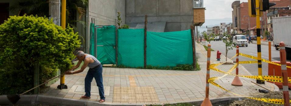 Envigado tendrá más espacio público en el corredor del metroplús