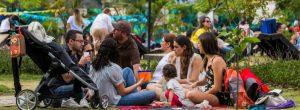 Vecinos se quejan por el ruido en Parques del Río