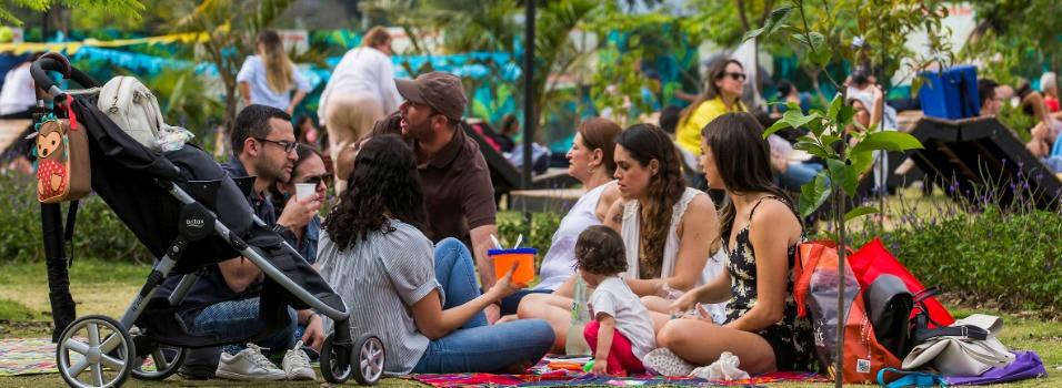 La cultura llegó a Parques del Río