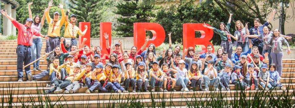 Grupo scout 2 de la UPB cumple 60 años