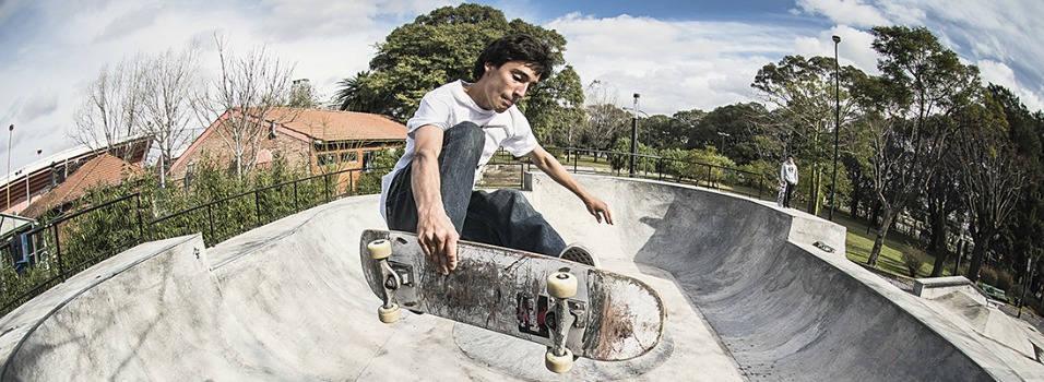 Envigadeño es tercero en ranking nacional de skateboarding