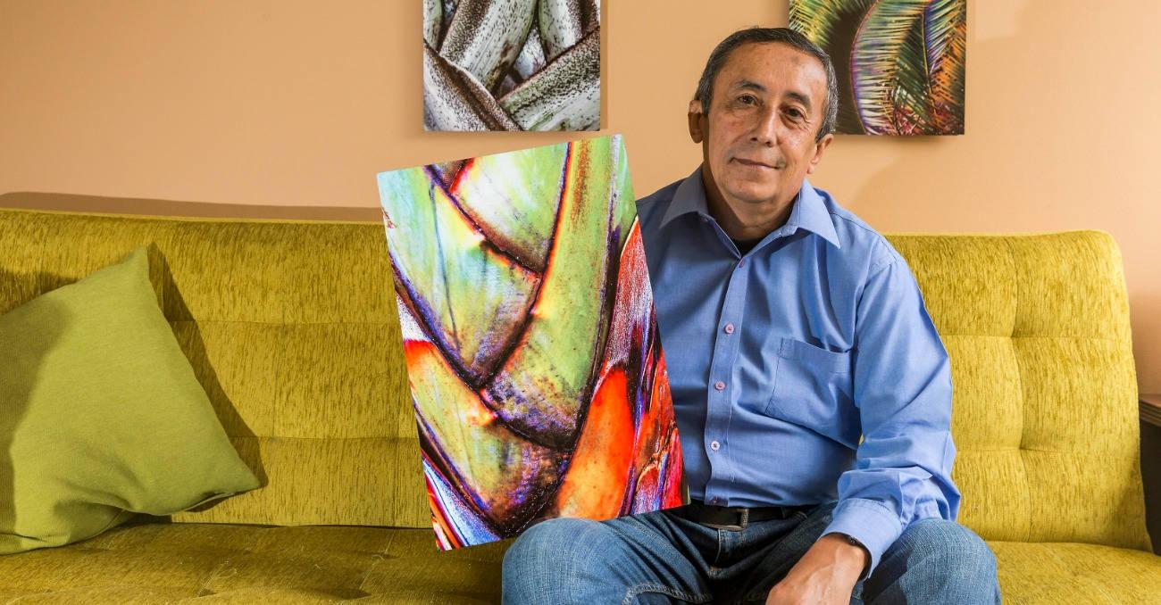 Luis Alfonso Yepes, fotógrafo de El Poblado