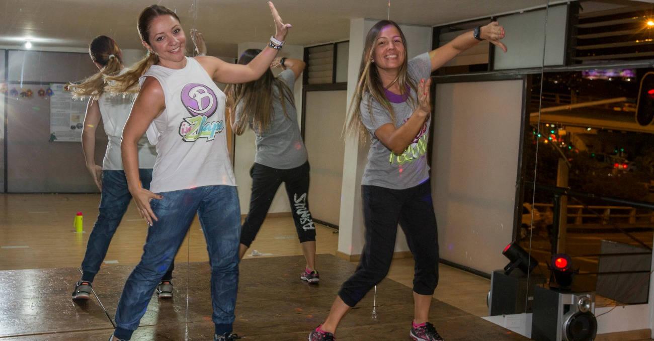 Zumba: ejercicio de manera divertida