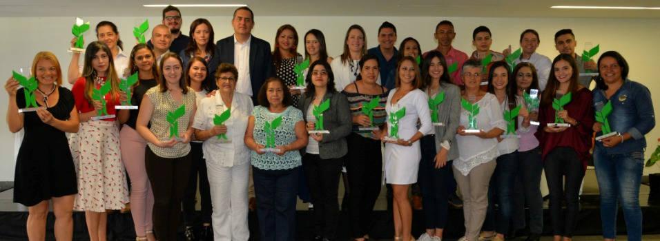 25 emprendimientos fueron premiados en Envigado