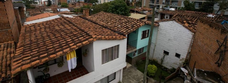 37 familias de El Chispero serán reubicadas