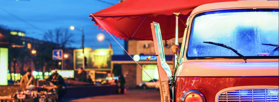 ¿Los food trucks son malos vecinos?