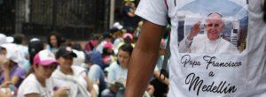 Medellín está lista para recibir al papa Francisco