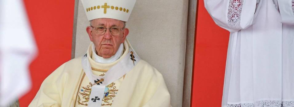 Vea en directo la misa del papa en Medellín