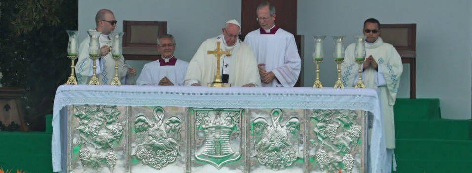Así fue la visita del papa a Medellín