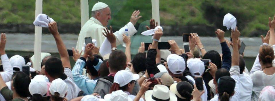 Recorridos del Papamóvil en Medellin