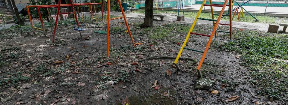Vecinos piden más cuidado para el Parque pinocho
