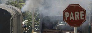 ¿Por qué se debe reducir el azufre en los combustibles?