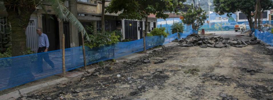 ¿Por qué se han retrasado las obras del metroplús en Envigado