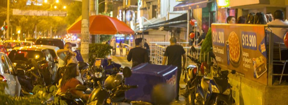 8 locales de la 33 han sido sancionados por el ruido