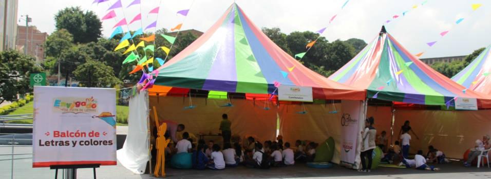 Así fue el primer festival del libro de Envigado