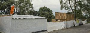 Constructora responde por tala de 19 árboles en El Poblado