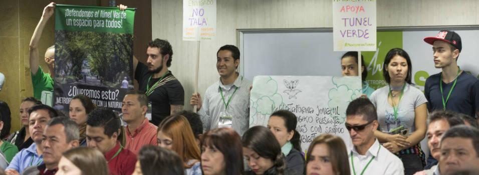 En vivo: Audiencia Pública sobre el Túnel Verde