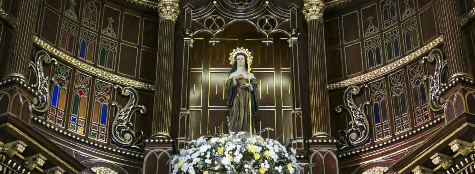 ¿Por qué Santa Gertrudis es la patrona de Envigado?