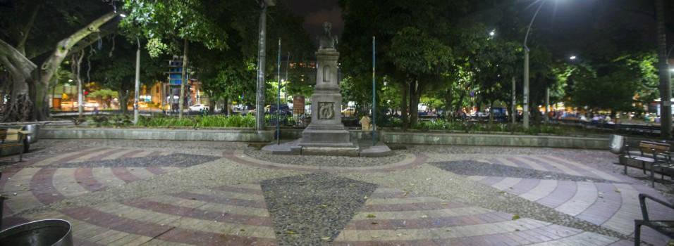 El parque de Belén será renovado
