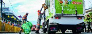 Esta es la primera Ruta de reciclaje en Medellín