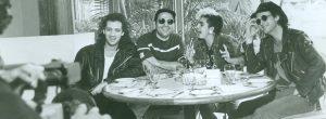 Hace 30 años llegó el rock a Carlos E. Restrepo