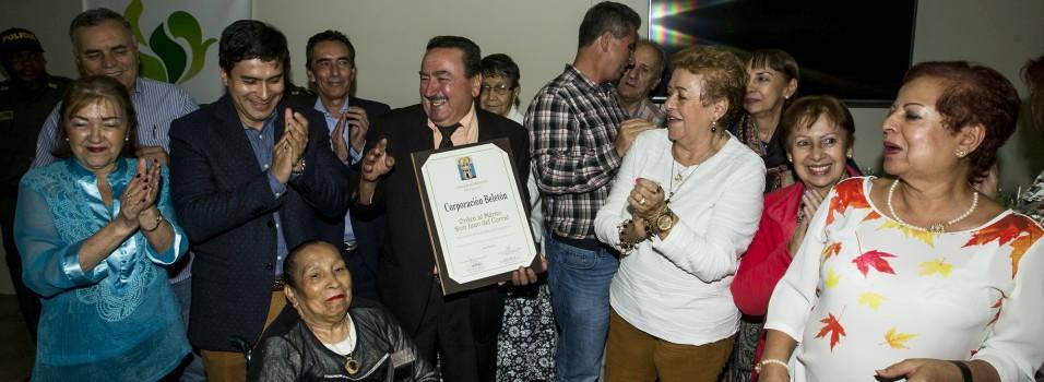 La Beléton celebró 25 años de solidaridad