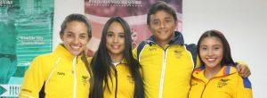 Los envigadeños en los Juegos Bolivarianos