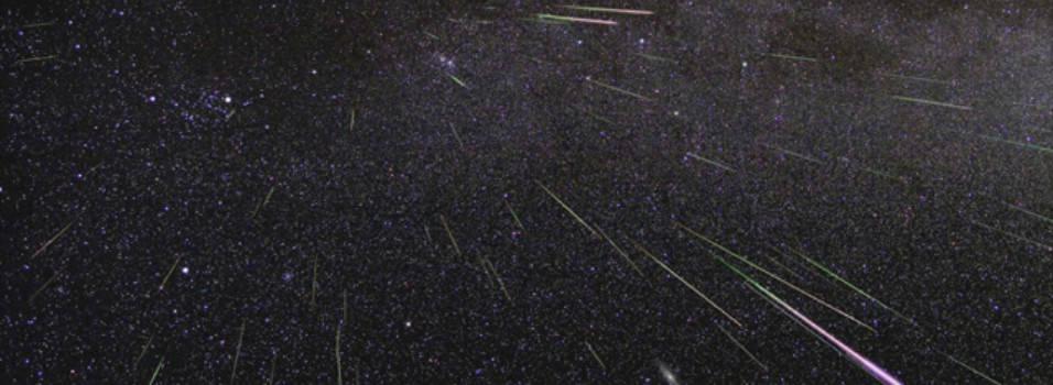 Lo que debe saber sobre la lluvia de meteoros Gemínidas