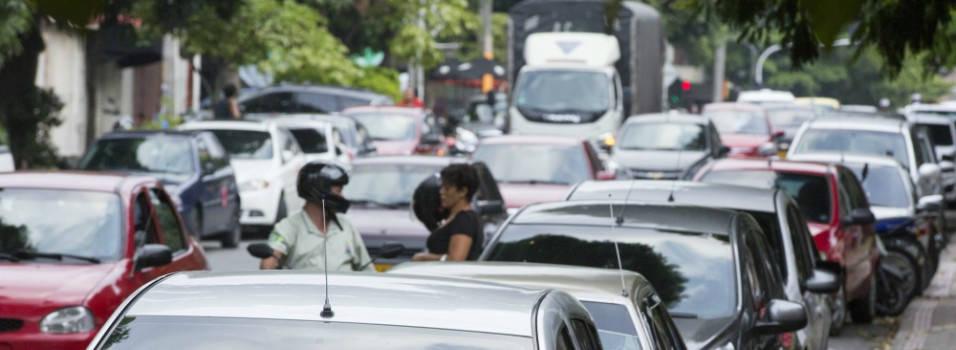Los 20 puntos críticos por mal parqueo en Belén