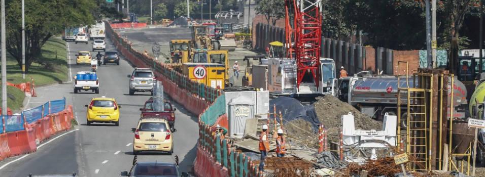 Paso restringido en la Regional por obras de Parques del Río
