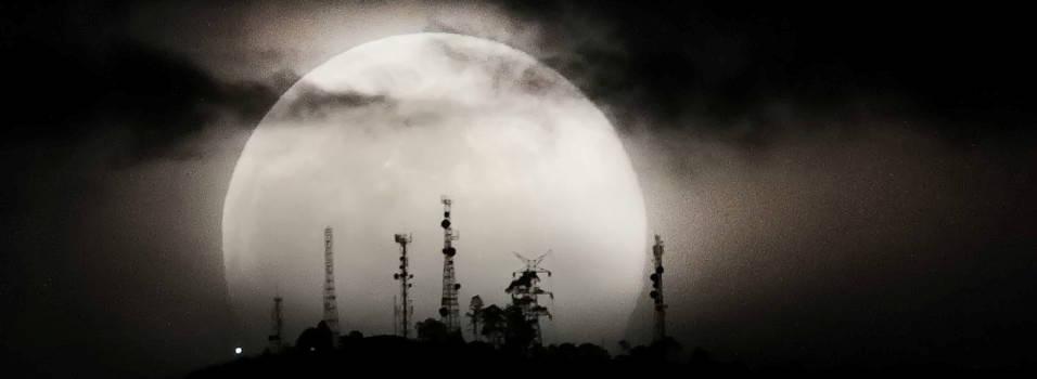 Esta noche la Luna estará más cerca