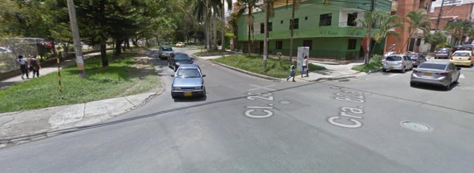 Señalizarán cruce peligroso en Belén La Palma