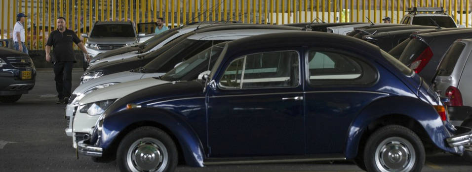 ¿Cuánto cuesta parquear en El Poblado?