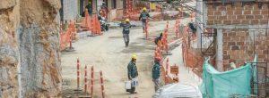 ¿En qué van las obras viales en Envigado?