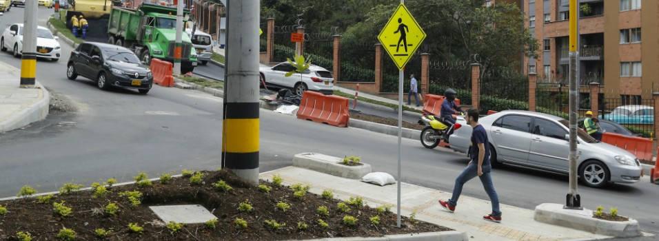 ¿Por qué están quitando los giros a la izquierda en Envigado?