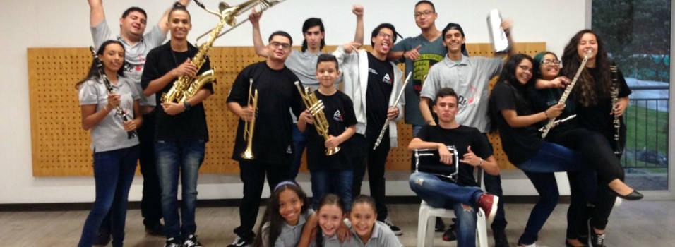 Conozca la nueva escuela de música de la Ciudadela El Rincón