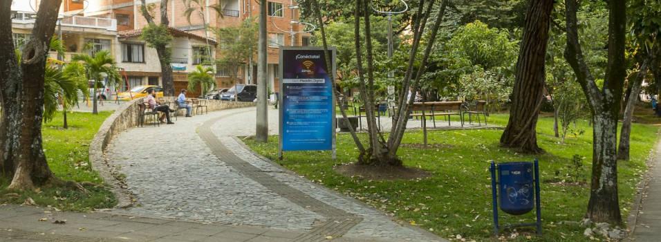 Denuncian consumo de drogas en el parque de La Castellana