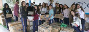 Estudiantes del Columbus llevarán agua a La Guajira