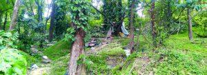 Vecinos de la Villa de Aburrá, molestos por cambuches